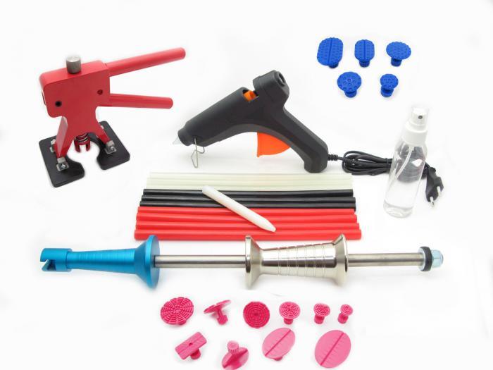 Инструменты для покраски авто 153